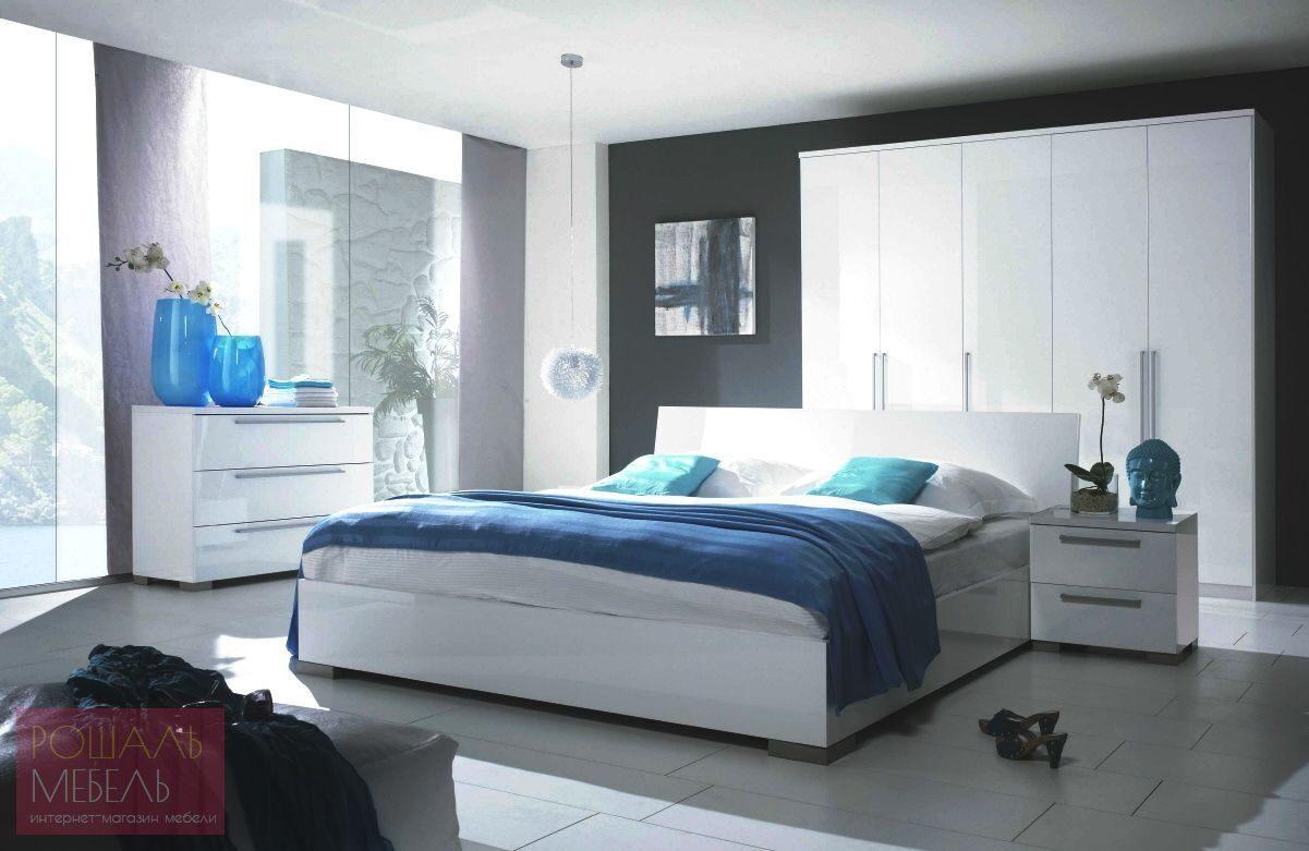 Белая спальня (30 фото) описание дизайна, советы экспертов.
