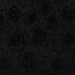 Ткань Adileta rose 18 Black